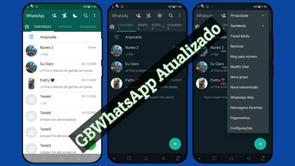Gbwhatsapp 2021 Com Novos Emojis Em Portugues