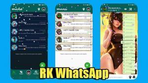 nova atualização do RK WhatsApp 7.3
