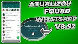 Fouad WhatsApp 8.92 atualizado 2021